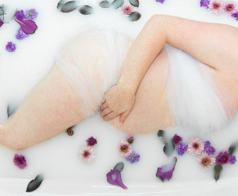 Maternity Milk Bath- Morgan