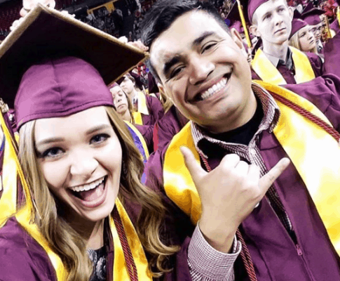 Advice for High School Seniors – My story: